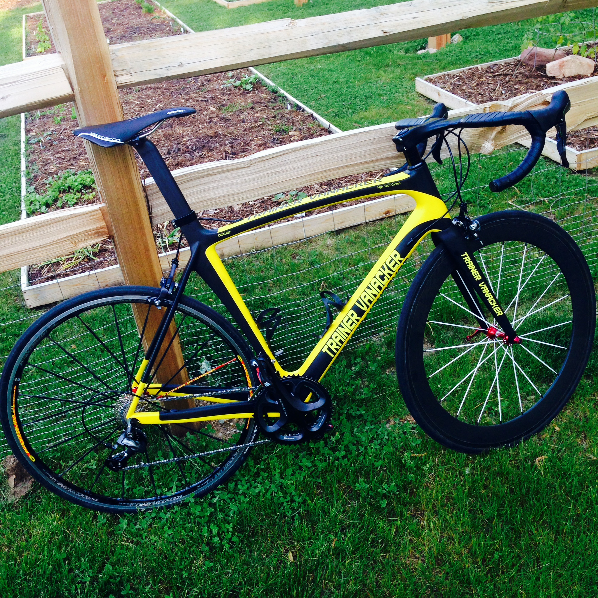 Make An Awesome Road Bike On A Budget Trainer Vanacker Online